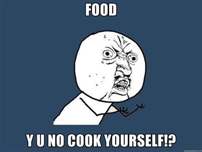 Kitchen problems. gotta find a girl... quickly.
