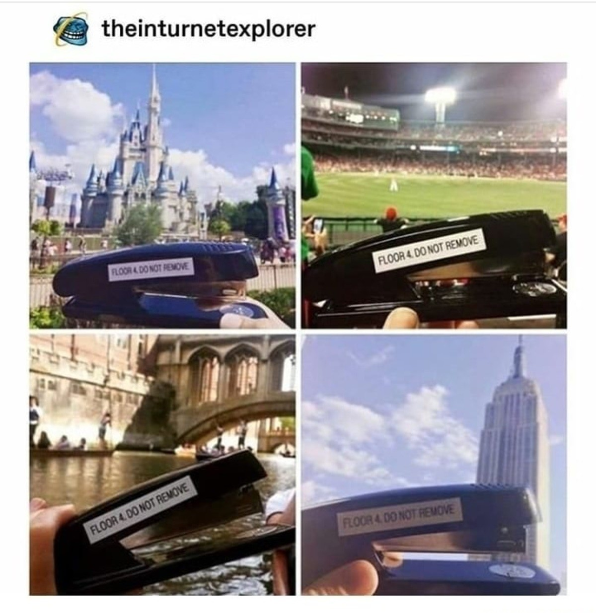 last flat coherent Caterpillar. join list: ZanesOldMemes (373 subs)Mention Clicks: 17626Msgs Sent: 176268Mention History.. this stapler has seen more of the world then i have