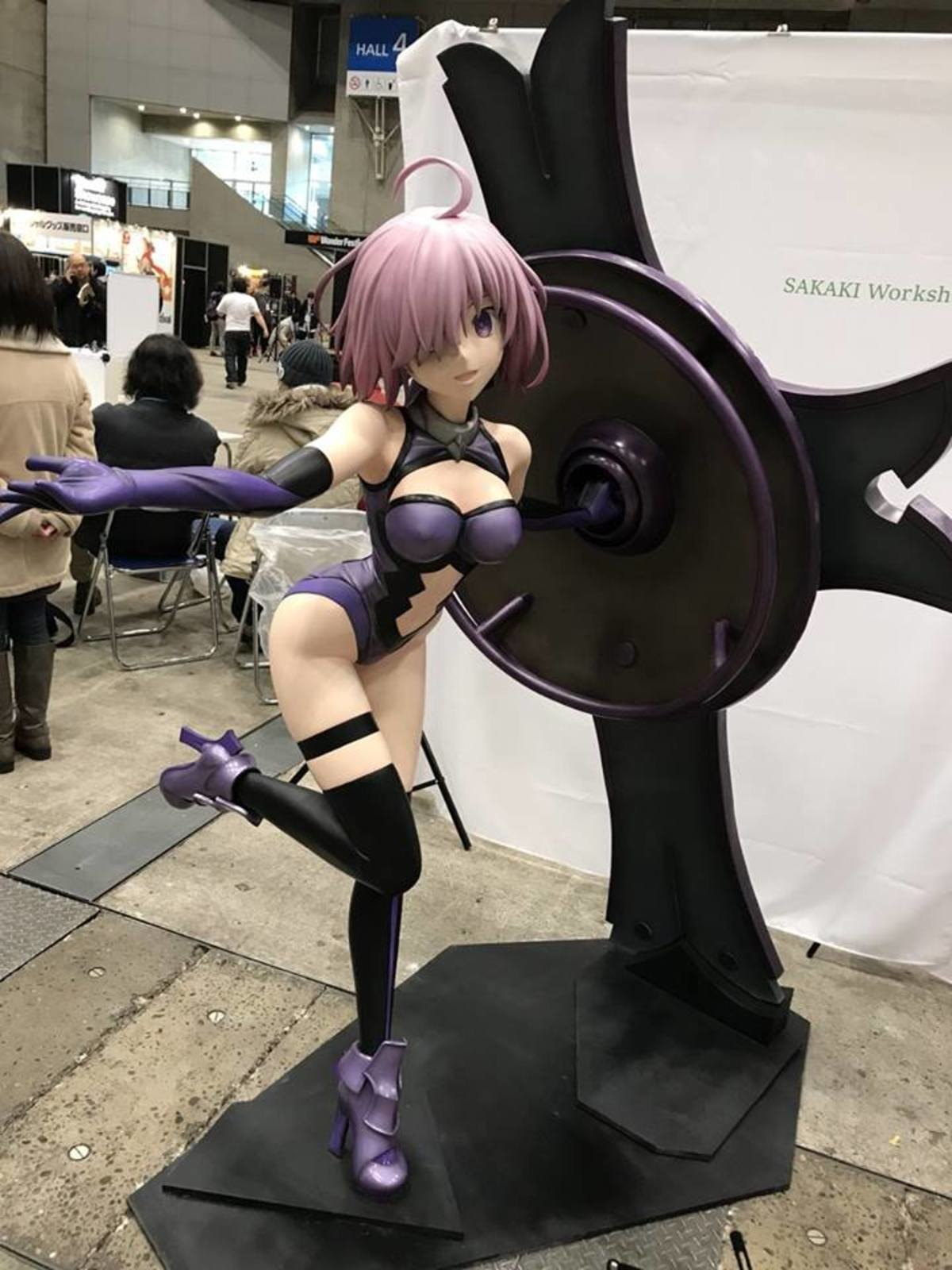 Life Sized Mashu. join list: BewbDudes (2617 subs)Mention History join list:. Now we're talkin'