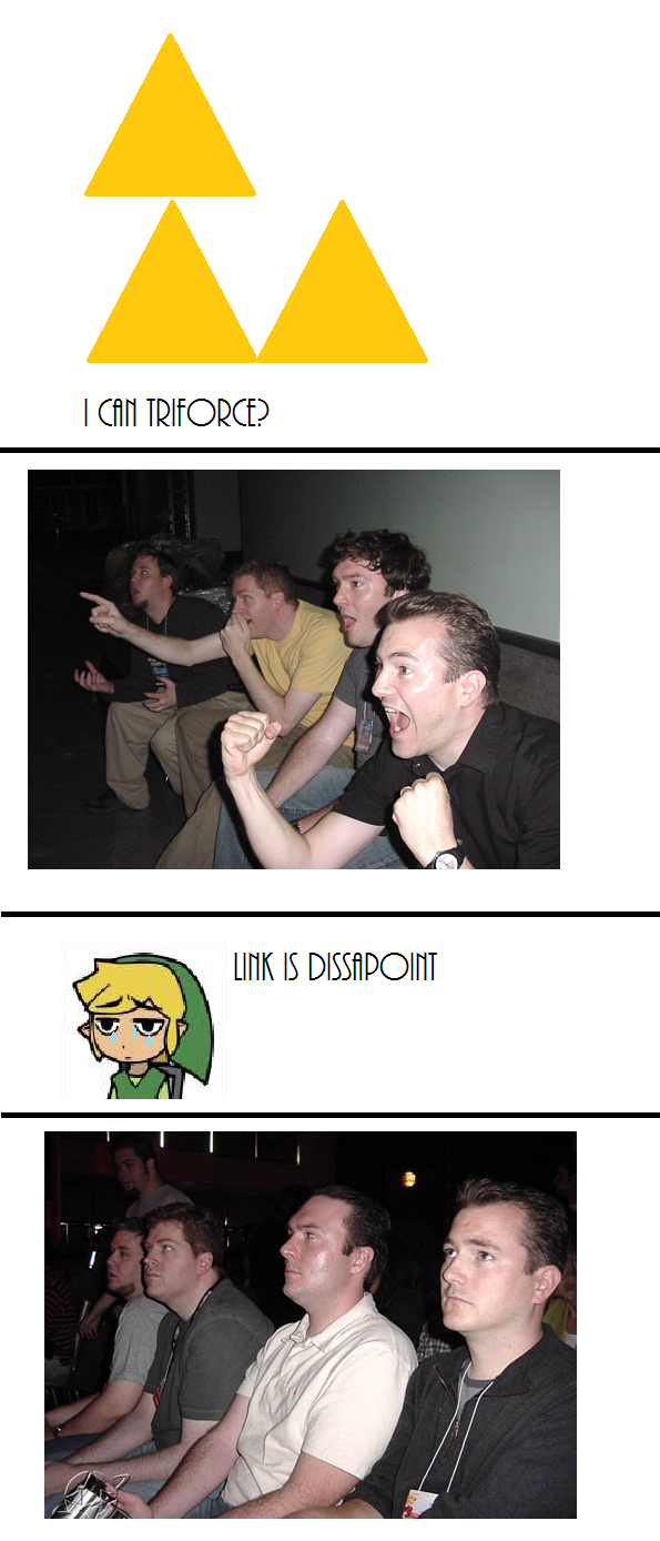 link is dissapoint. combining memes ftw!.