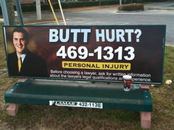 MadBro LawFirm. Well....do you feel butt hurt punk? Well...do ya?. lho llegar ( Jr' F 'lyer: