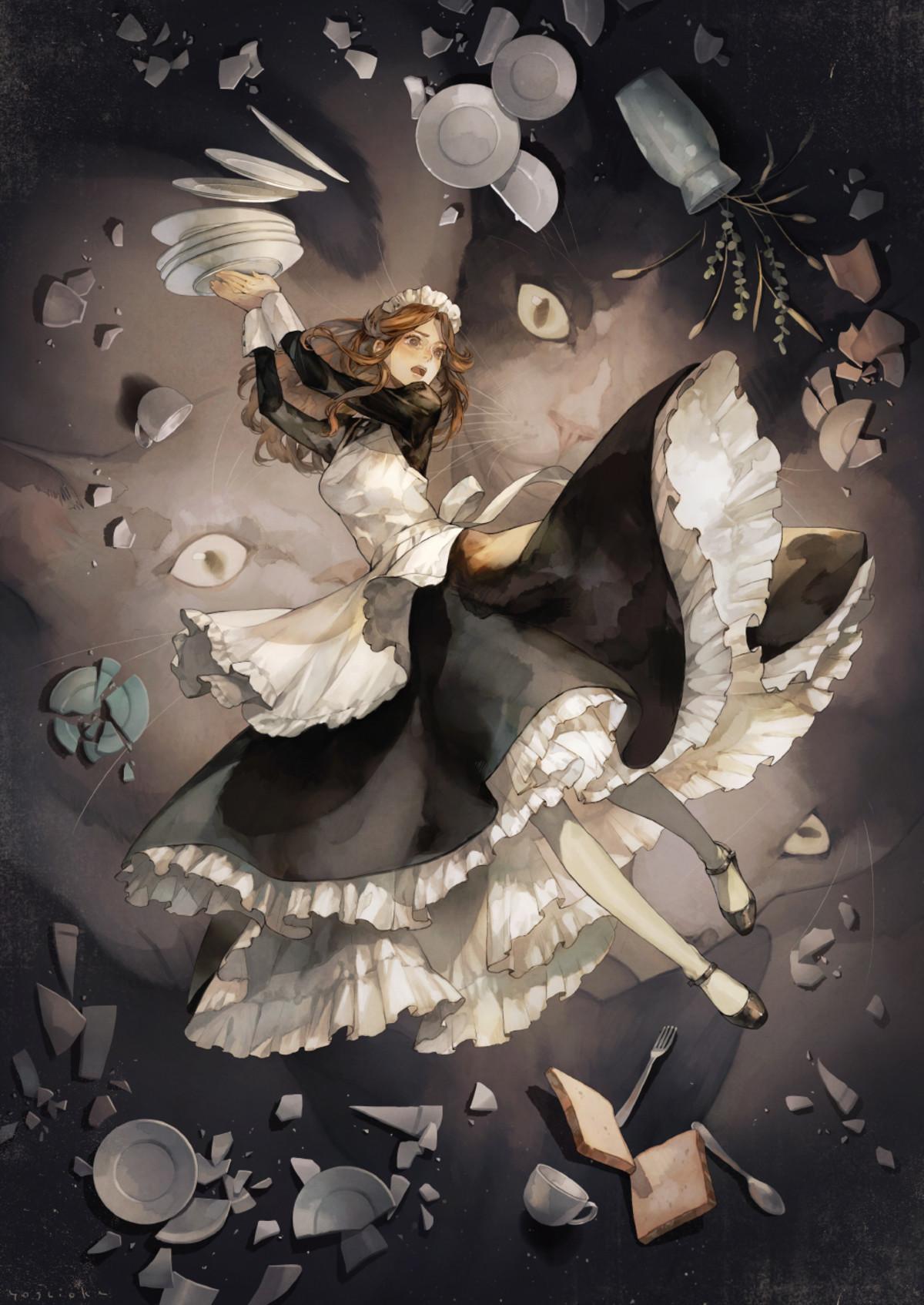 Maid March part 11. join list: SplendidServants (495 subs)Mention History join list:. helose canichaikait