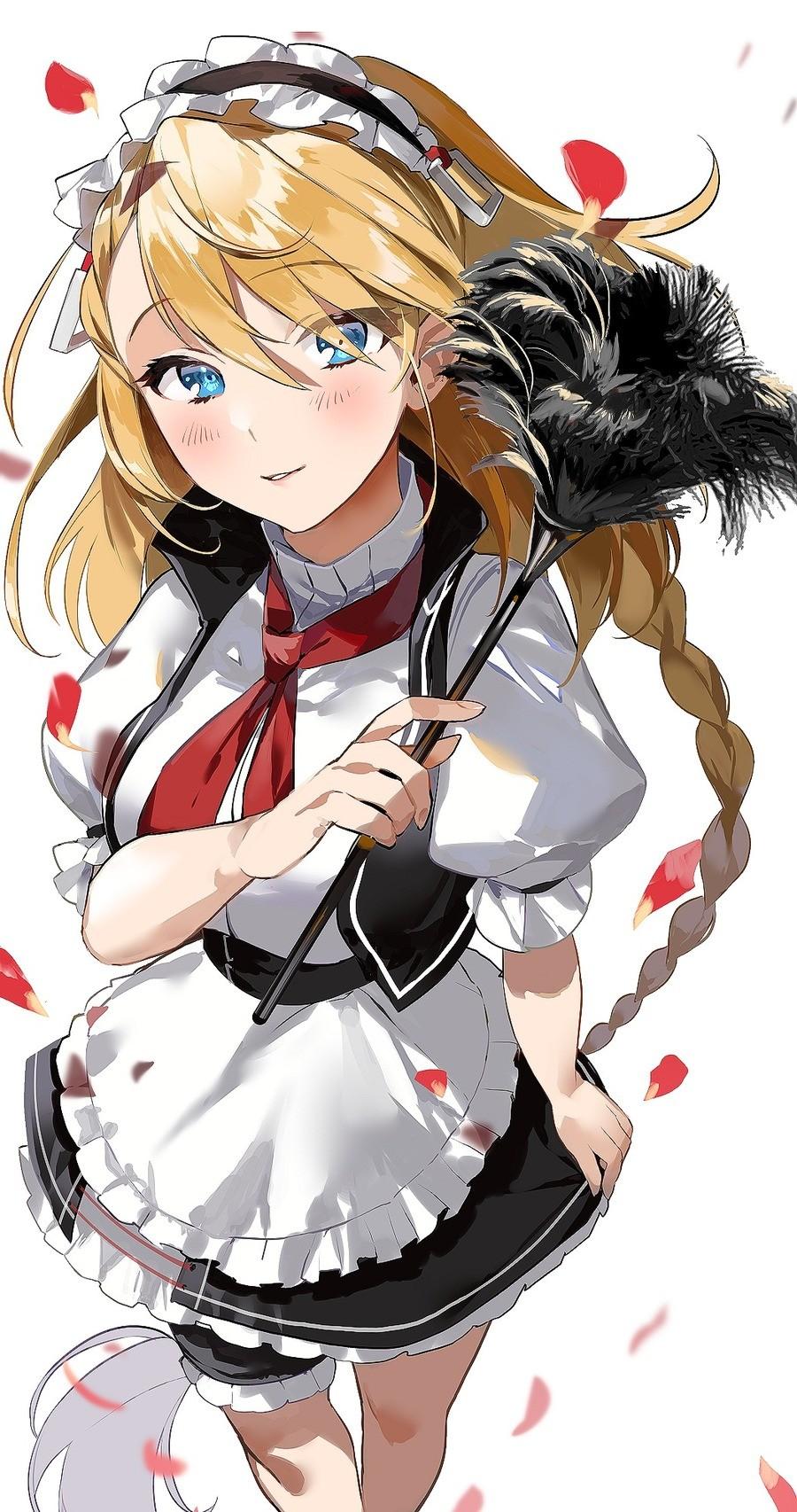 Maid March part 22. join list: SplendidServants (495 subs)Mention History join list:. German meido waifu.