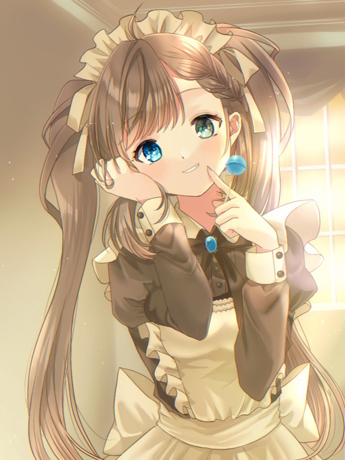 Maid March part 25. join list: SplendidServants (495 subs)Mention History join list: