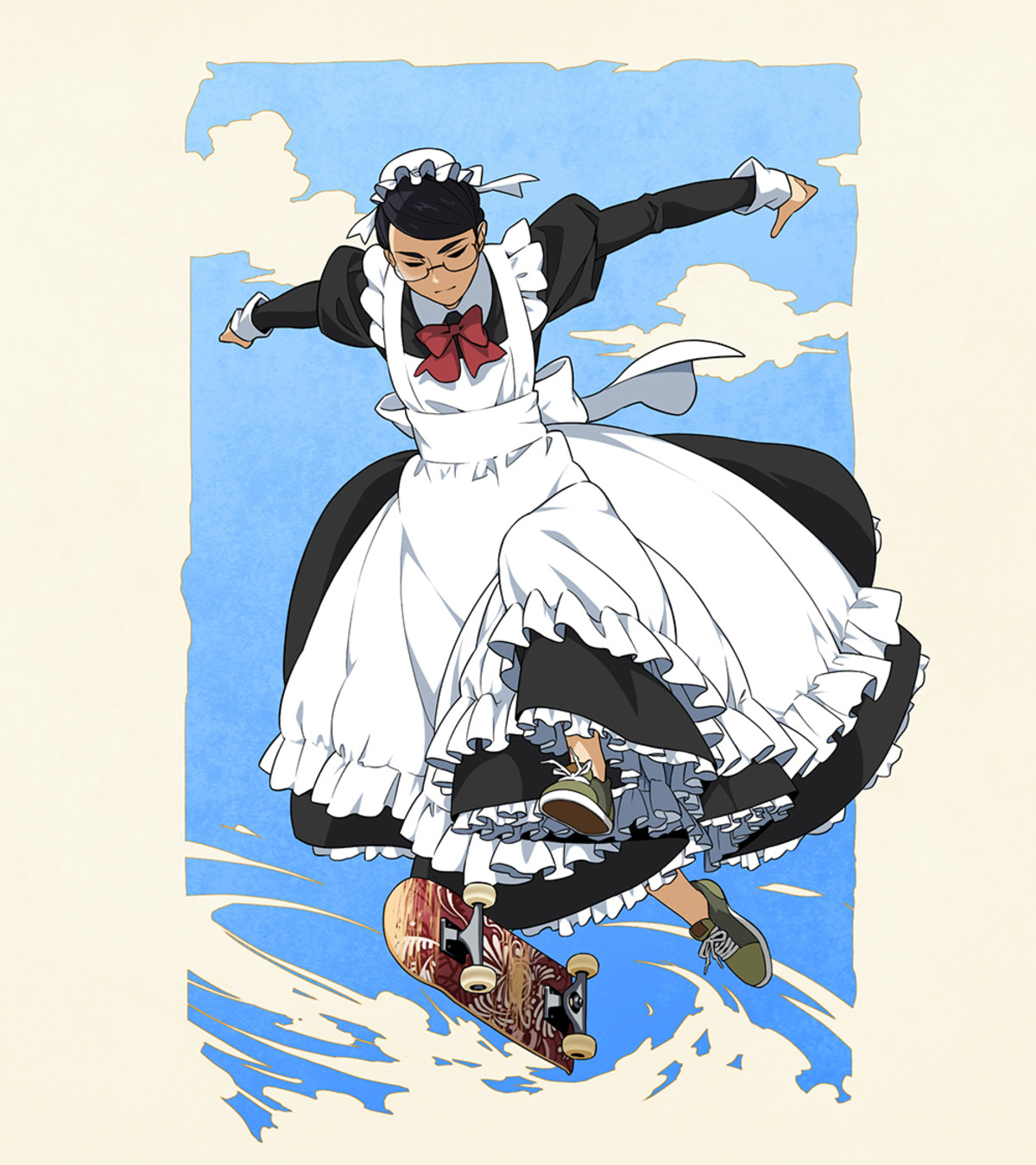 Maid March part 4. join list: SplendidServants (495 subs)Mention History join list:. Helose