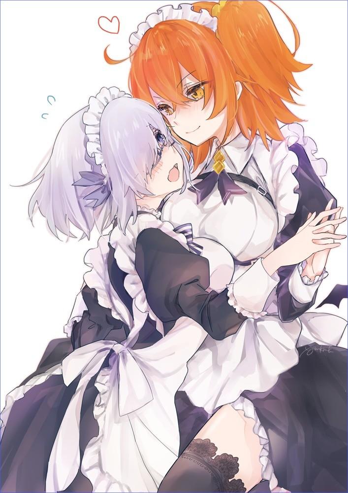 Maids: Kouhai and Senpai. join list: GachaGirl (91 subs)Mention History ..