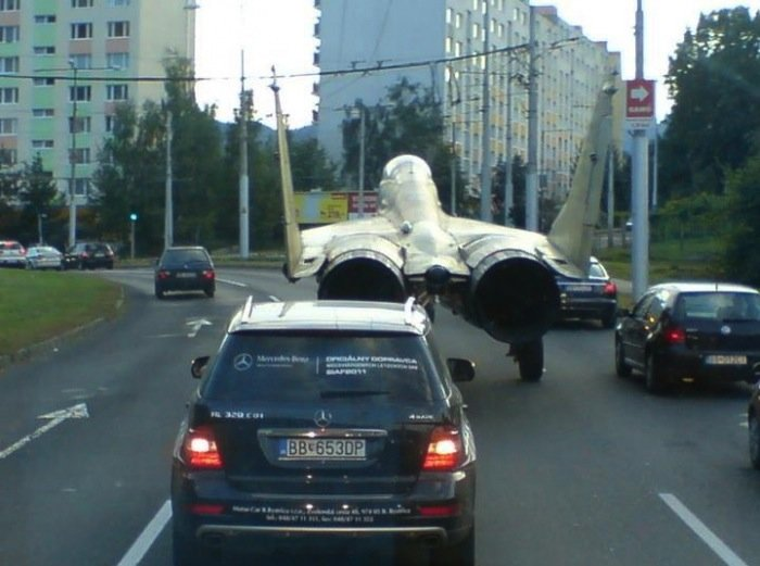 Meanwhile in Russia. .. Russian cars now have EU platess...