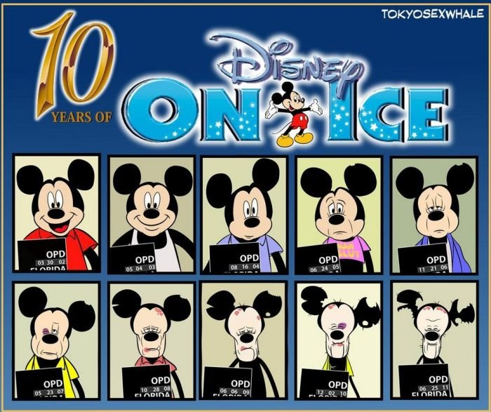 mickey. . DDS. This just scares me