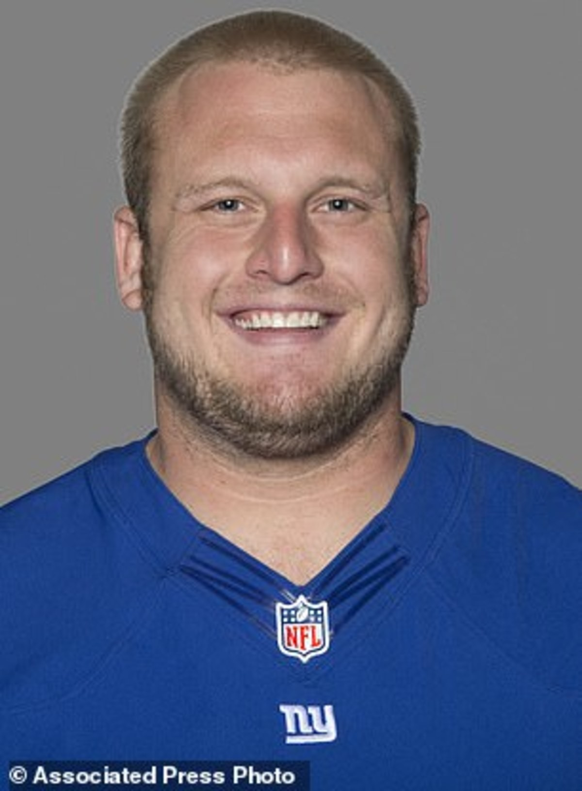 Mitch Petrus died of heat stroke. Officials say former New York Giants offensive lineman Mitch Petrus has died in Arkansas of apparent heat stroke. He was just