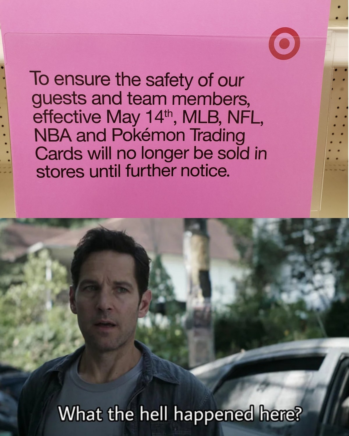 """muddled Flamingo. .. Violence has been breaking out at several stores over these cards. """"Collectors"""" (primarily scalpers) go absolutely ballistic over these things. At a s"""