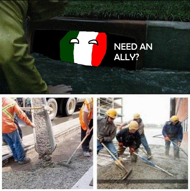 need an ally?. .