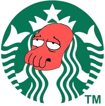 Need an overpriced coffee drink?. Why not Zoidbucks?.