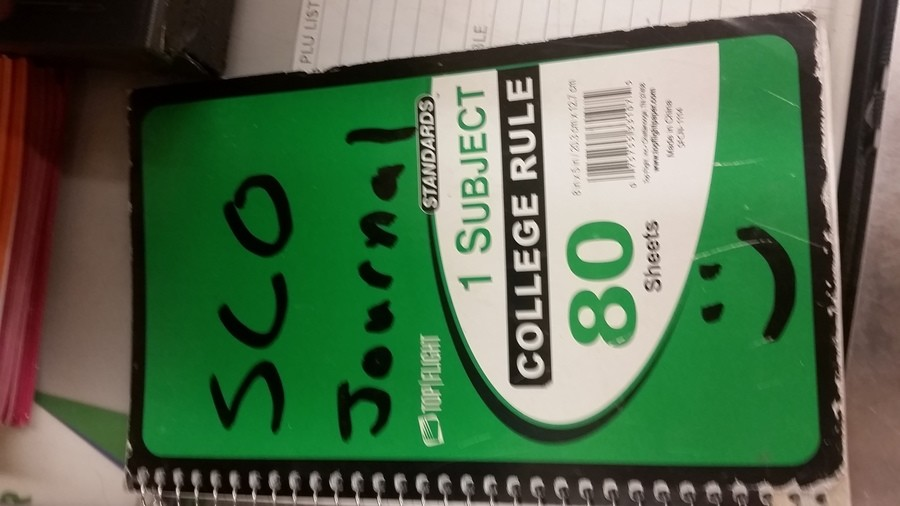 Need help. Ok so i found this at work today (grocery store] .... and i need to make some fake journal entries any ideas? Ok so i found this at work today (groce