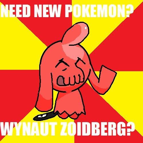 need new pokemon?. .
