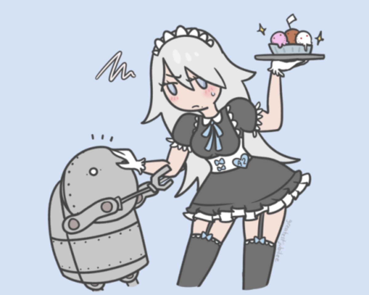 Nier Automaida. A2 join list: SplendidServants (495 subs)Mention History join list:. That Operator's name is 6o thank you very much.