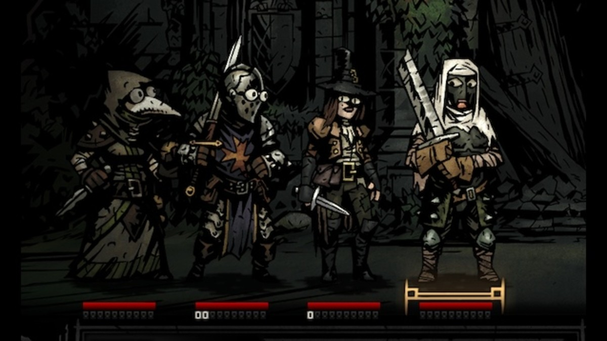 No Eyes Allowed. I beat the vanilla game around when it came out and it was fun. Are the DLCs worth buying and playing through again?  I got both DLCs.. Its Crusading time!