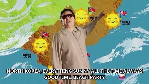 North Korea. best Korea. salt? NY ALL Trl 'ill/ tli ?. funny, that doesn't look like Philadelphia