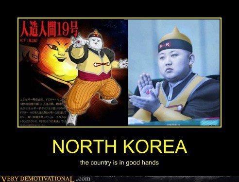 North Korea. Hello everyone x). NORTH KOREA the ) strory is in good Francis