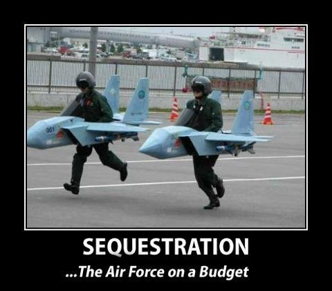 North Korean Air force.. . SEQUESTRATION The Air Force on a Budget