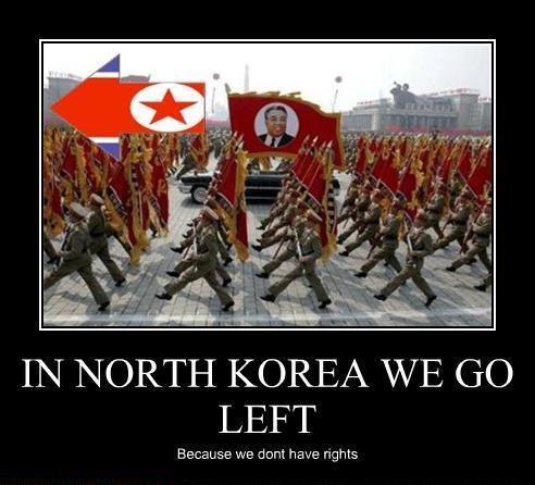 North Korea. See that little green button down there? Well its lonely and has no friends, so why not help it out by clicking it thanks .. IN NORTH KOREA WE CK)