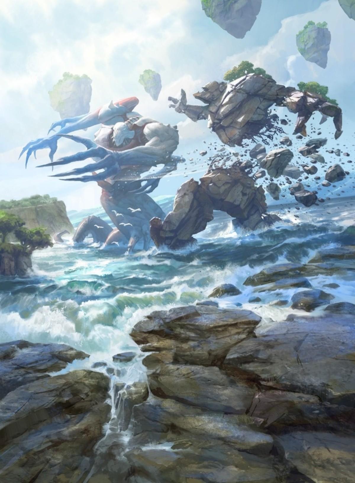 Oblivion Strike by Daniel Ljunggren. .