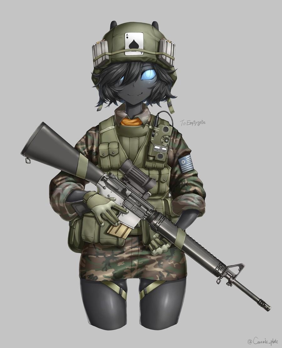 OG M16. .. Cptbajusz