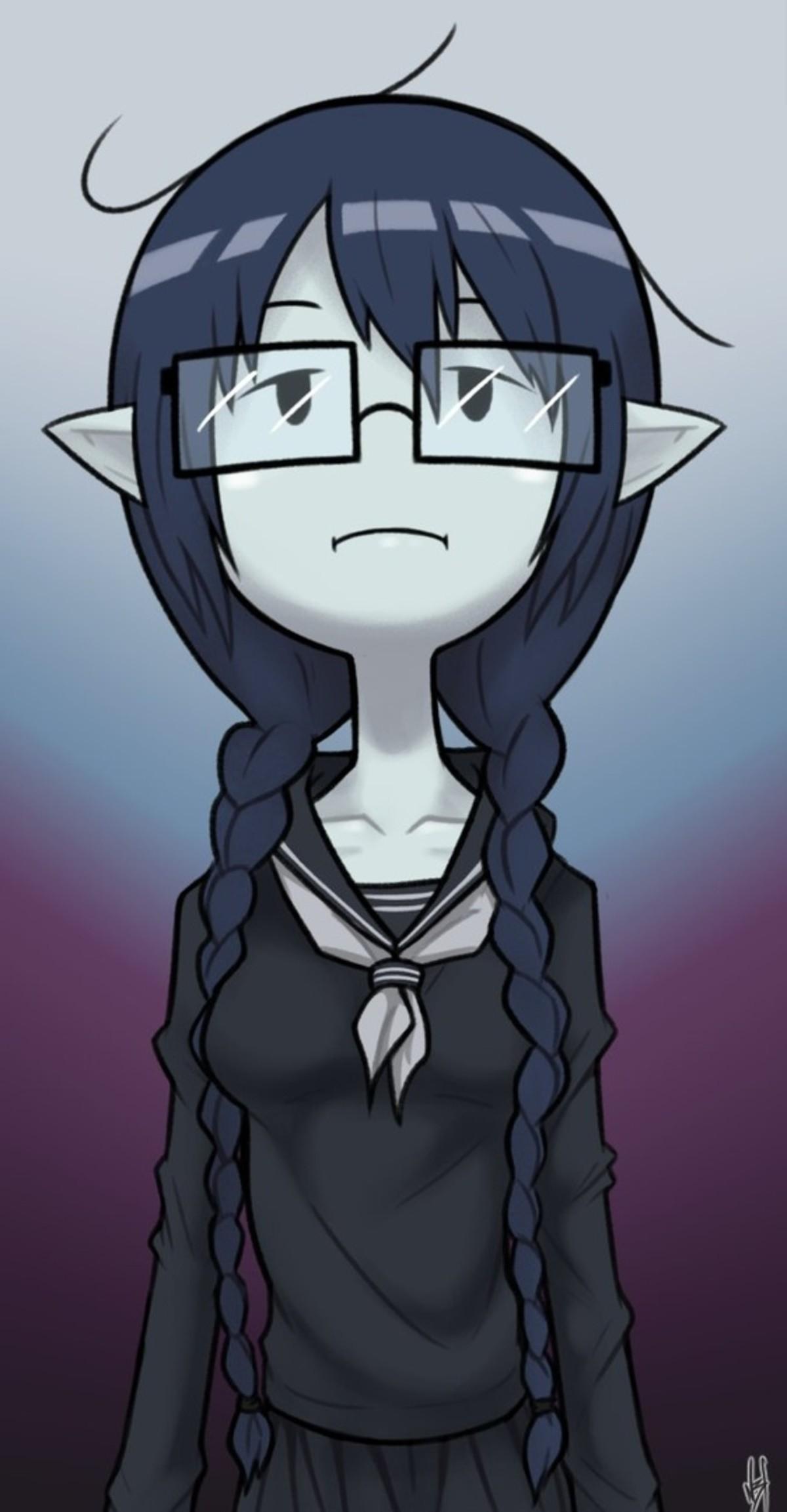 oh . .. Damn, Marceline's got some nice Gropables.