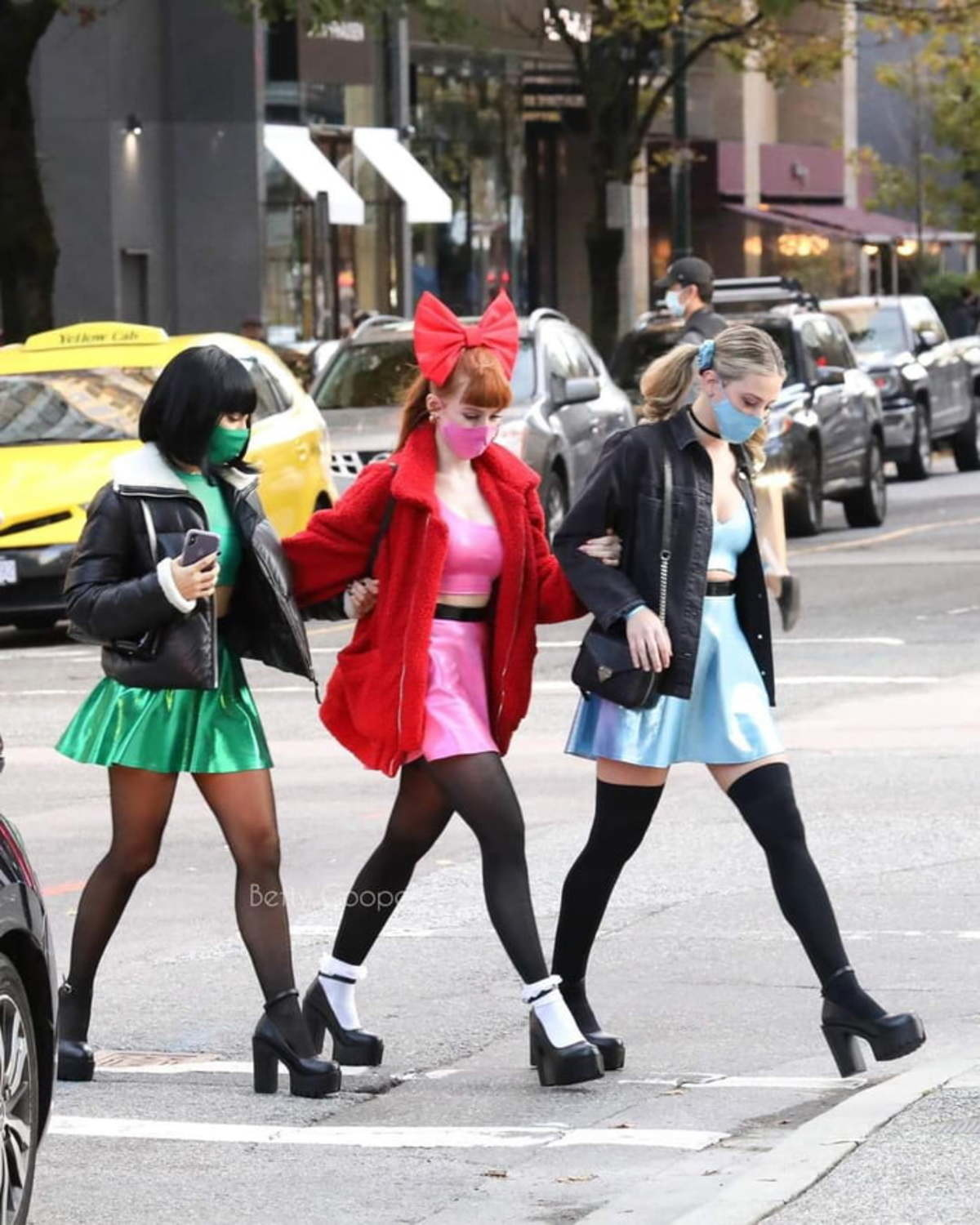 PPG. .. They give off that cheap whore vibe that i need in my life