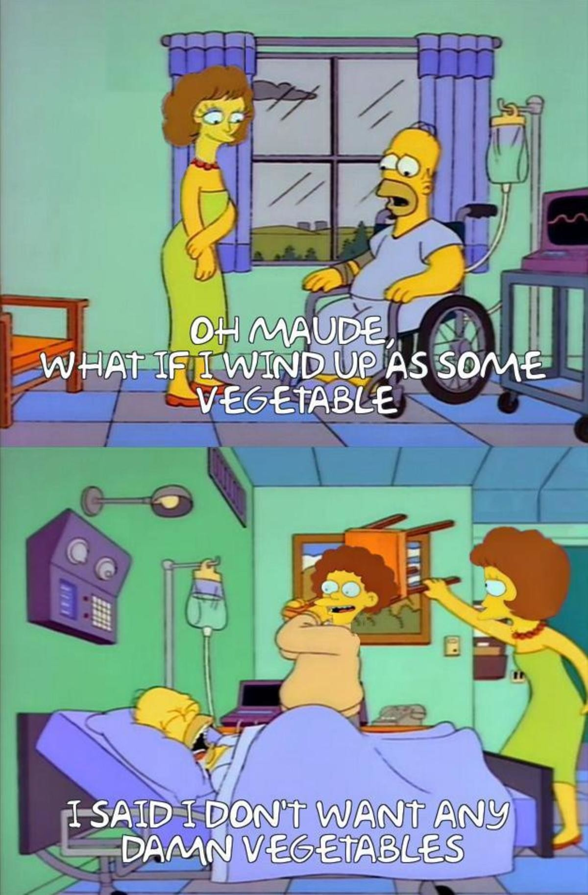 psychedelic purgatory exclusive Sparrow. .. You would think that simpsons memes would be absolutely garbage tier normie trash, but the ever deepening level of crossover is impressive