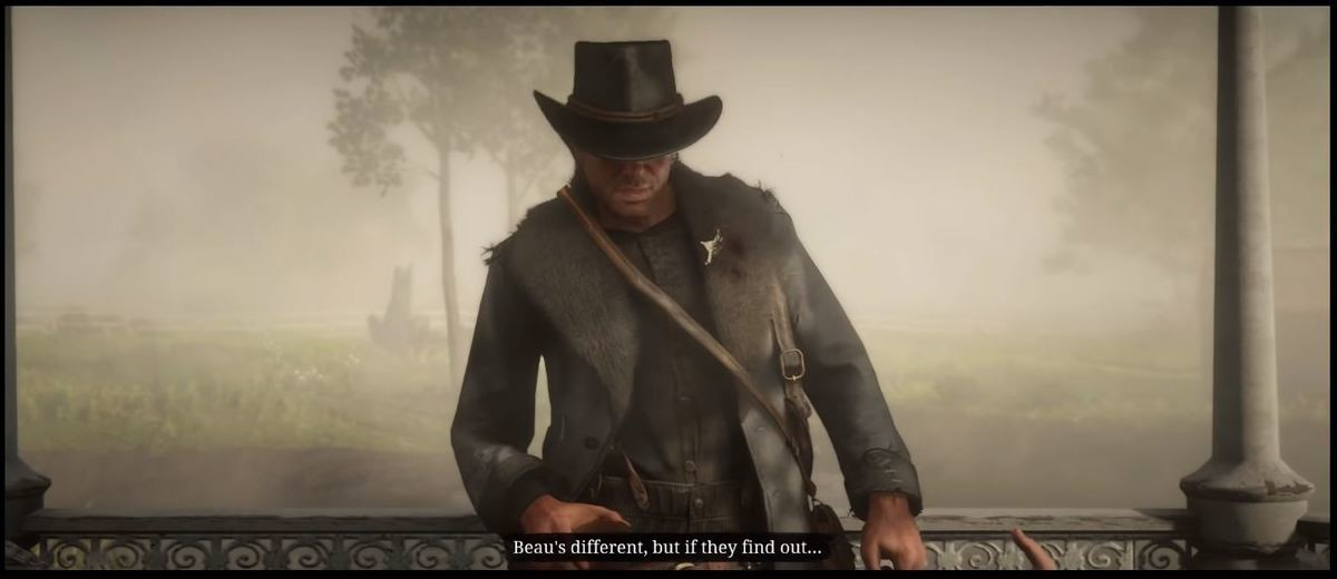 RDR2 Taking shots. .. You think your funny, huh. Lets see how funny you are when we invade with our bad weather and our militarized boredom.