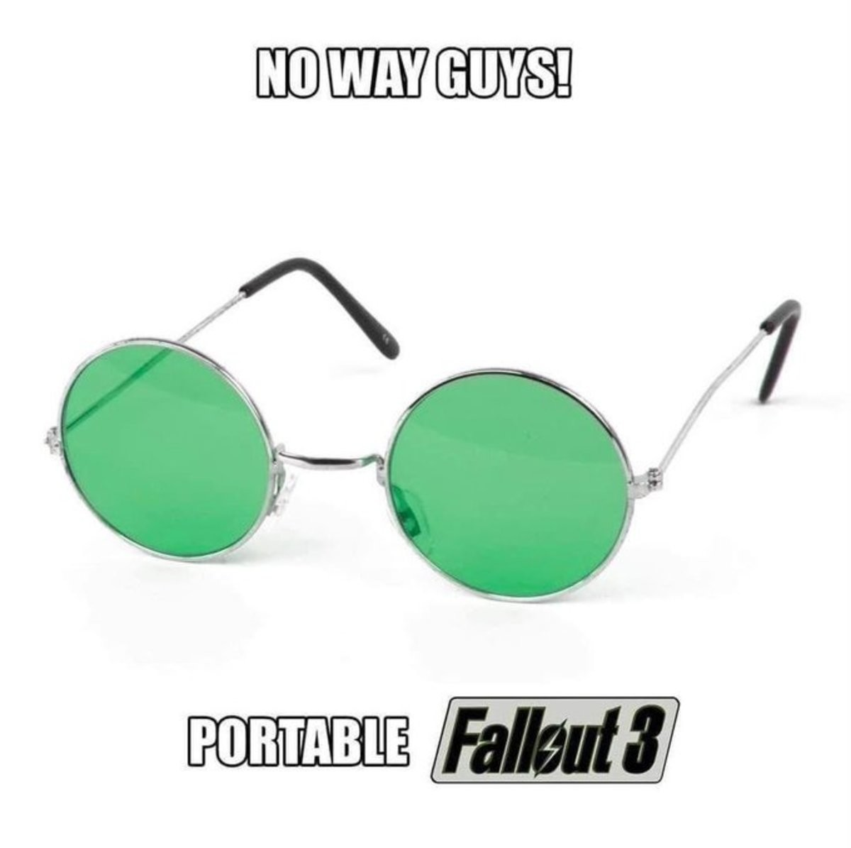 real Cod. .. Portable Fallout 76