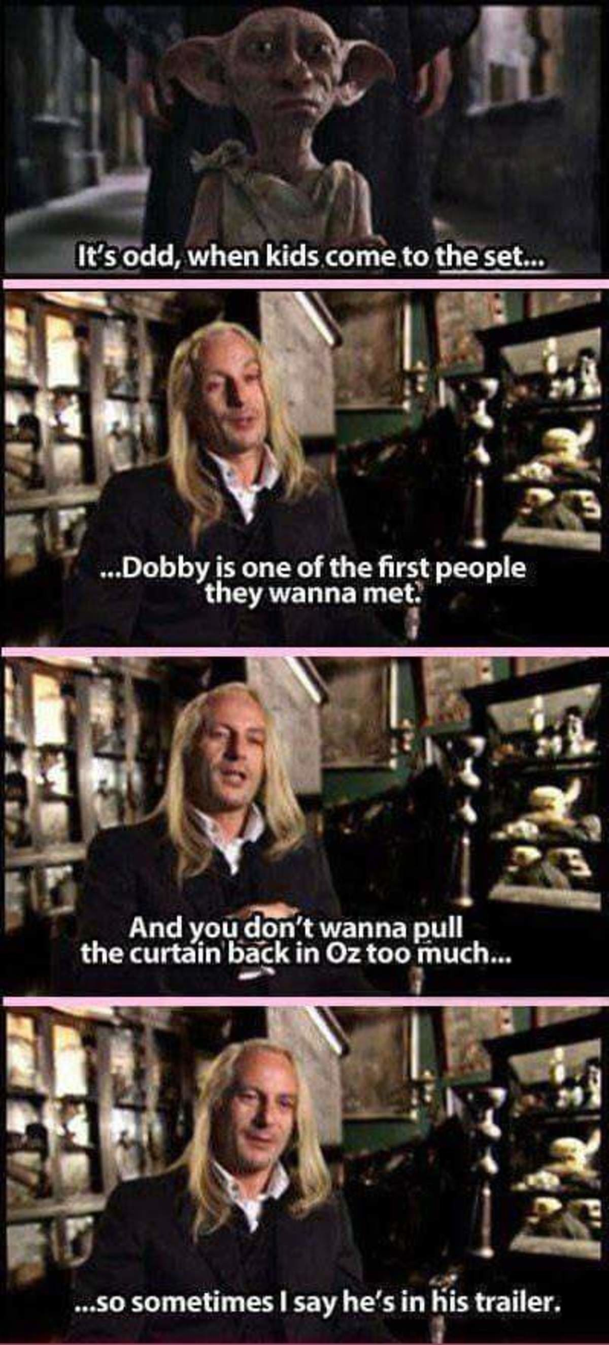 scoundrel Rat. .. Dobby is a swole elf.