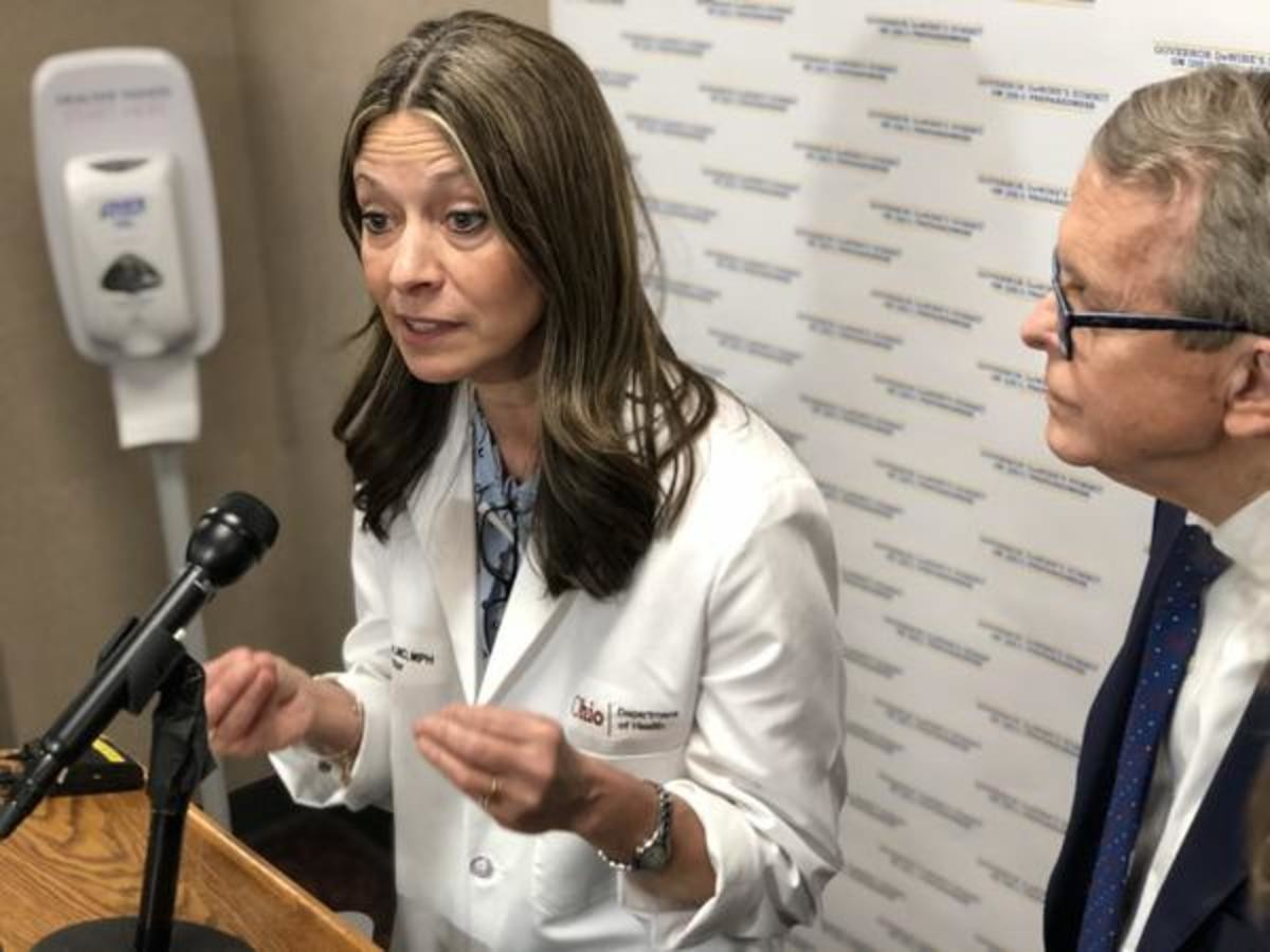 Second case in Ohio. Coronavirus in Ohio: Stark County has second positive COVID-19 case The Stark County Health Department has confirmed a second case of COVID