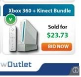 Seems Legit. An ad I got. Says the wii is a Xbox 360 and Kinect bundle. edit: Top 200 Thanks, my first in the top 200. edit 2: Top 150, Thanks so much! edit 3: