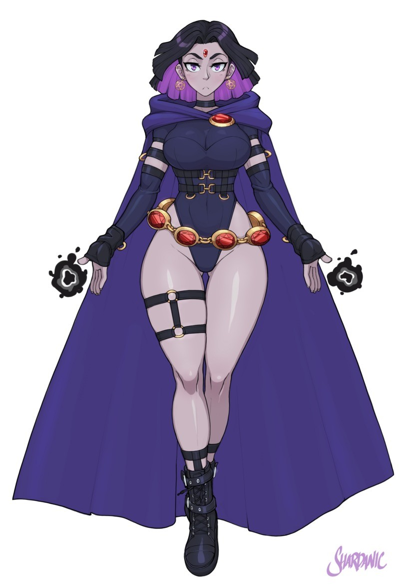 Shardanic. .. reapandknow also whitelapras, I know you like your big titty goth girls so I wanted to ask you if Raven counts