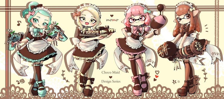 Splat Maids. join list: KlictiChasers (135 subs)Mention History.. someanon