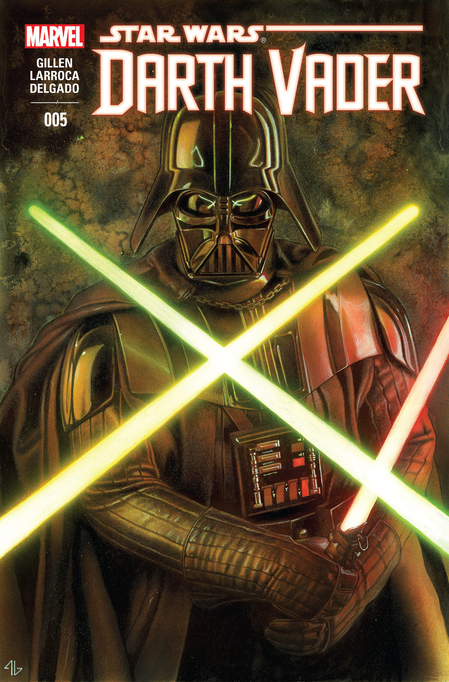 Star Wars Darth Vader issue 5. join list: StarWarsDarthVader (281 subs)Mention History The fifth issue of the canon Darth Vader comic series If you havent read