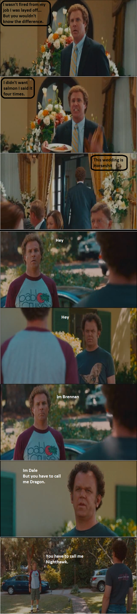 Step brothers 1. more to come.. love it