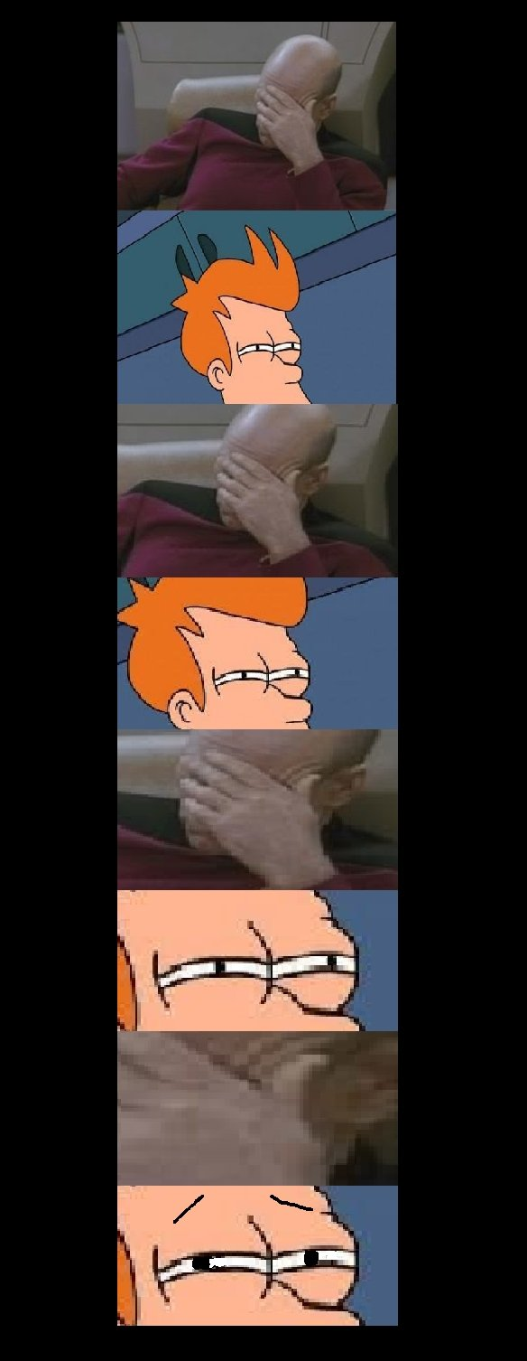 Subliminal You say?. If you get it or if you smiled don't forget to thumb! we need more stuff on FP Not a repost, cos i just made it xD.. Fry looks like hes going to cry in the lat panel