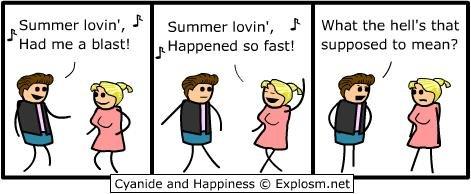 Summer Lovin. .