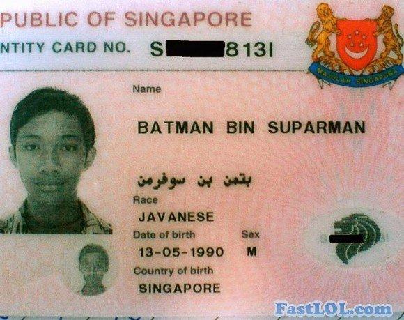 Superhero. More funny pics: FastLol.com.