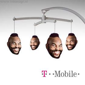 t mobile. lol .
