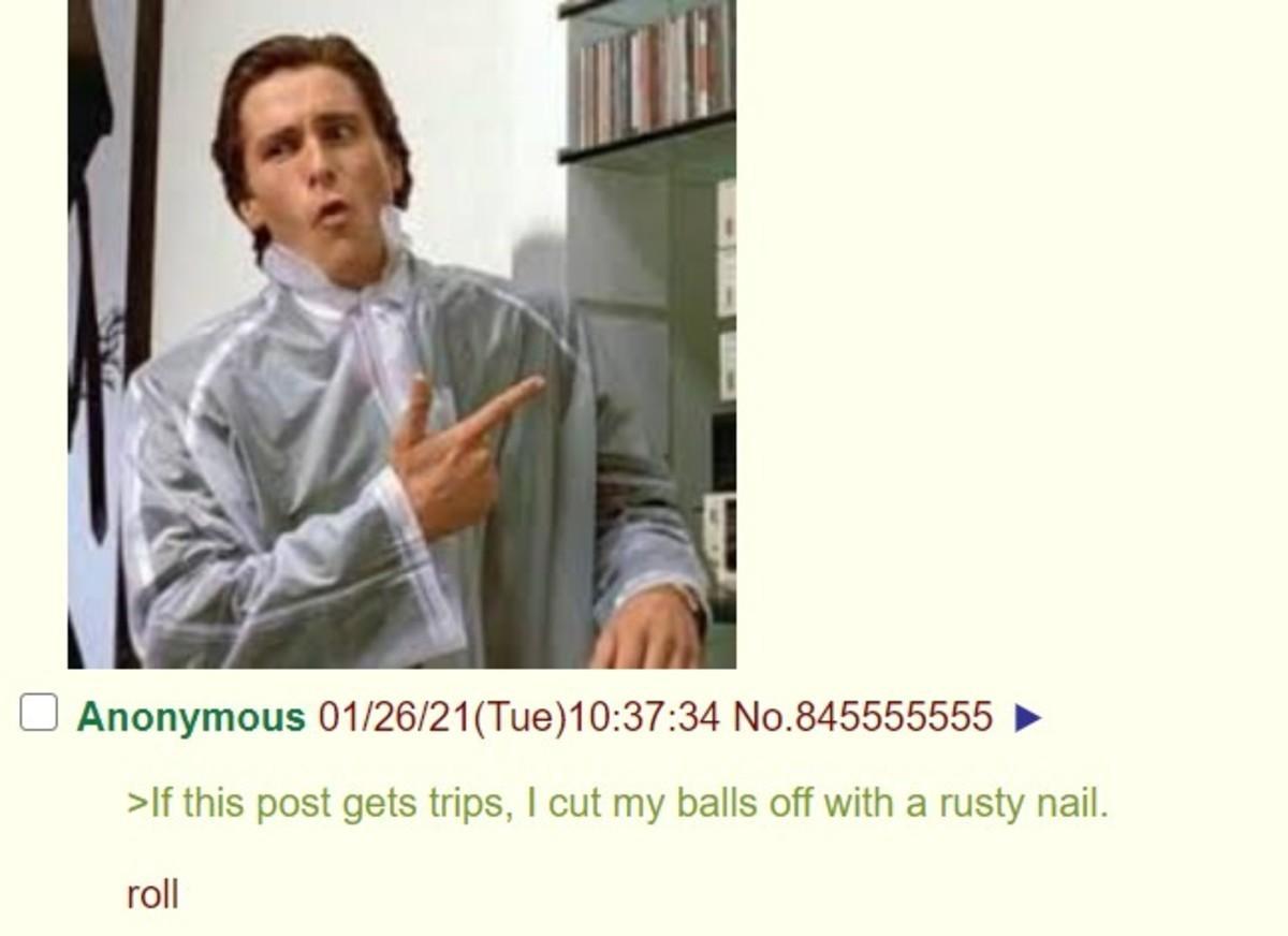 tan Memers. .. he did not get trips
