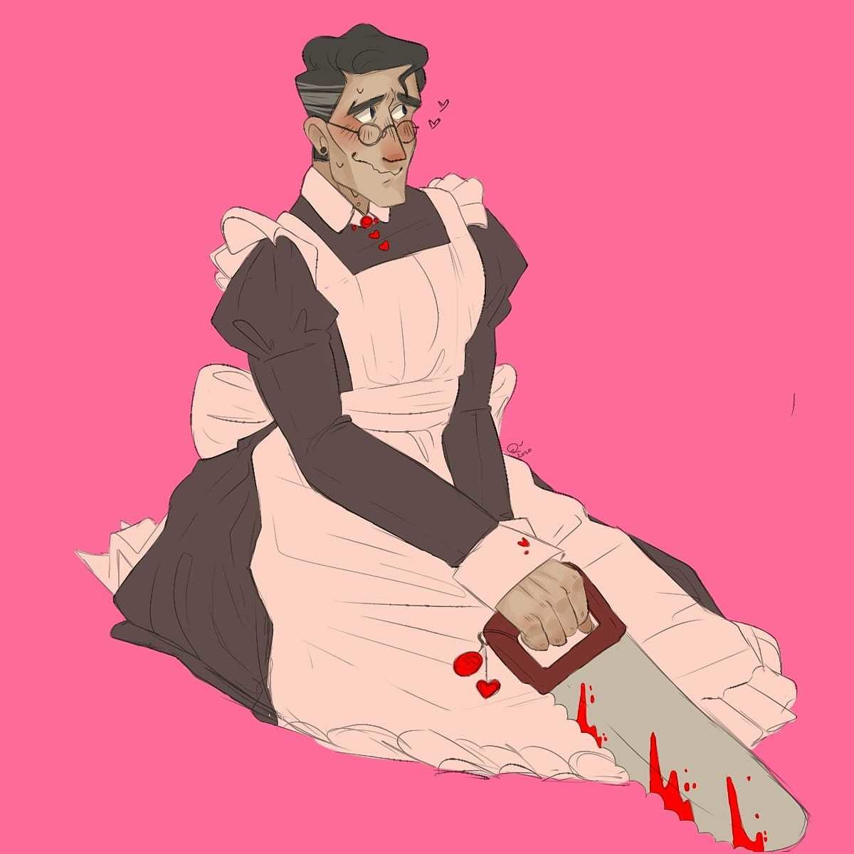 TF2 Maids. join list: SplendidServants (494 subs)Mention Clicks: 38997Msgs Sent: 936701Mention History join list:. You forgot the cringe channel