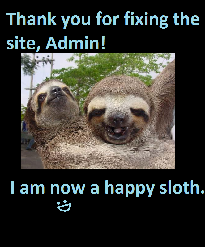 Thank you, !. .. oh right >.< i get it. sorry, i'm a bit like slowpoke myself =]