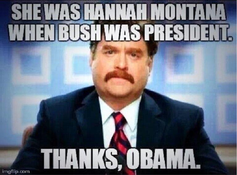 Thanks, Obama. Where's my mountain dew?!.