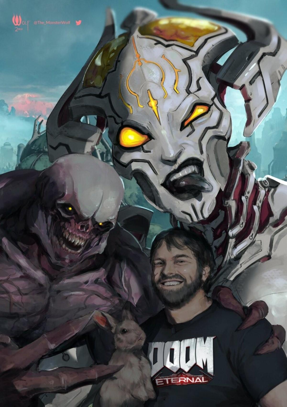 The_MonsterWolf. .. Oh no Flirty hot Khan Makyr