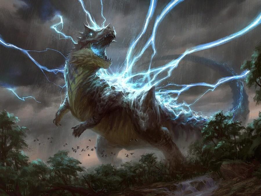 Thrasta, Tempest's Roar by Andrew Mar. .