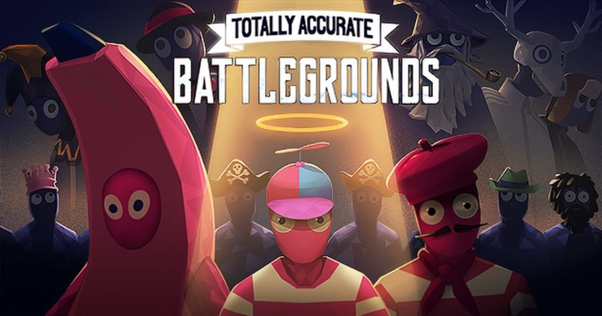 Totally Accurate Battlegrounds going Free to Play. AccurateBattlegrounds/ After an extensive amount of updates and Beta testing, that one April fools Battle Roy
