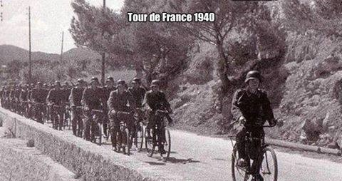 Tour De France 1940. .